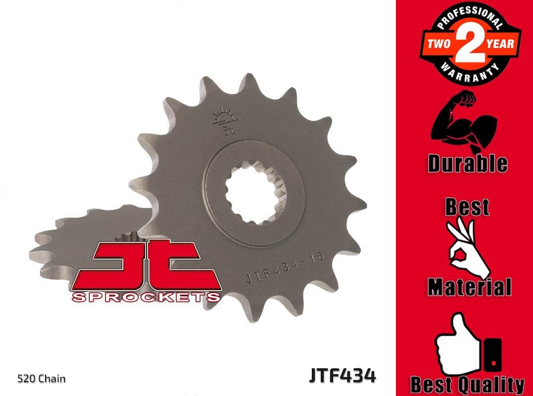 JT Front Sprocket 15T 428 Pitch JTF410.15 Suzuki VL 125 LC Intruder 2000
